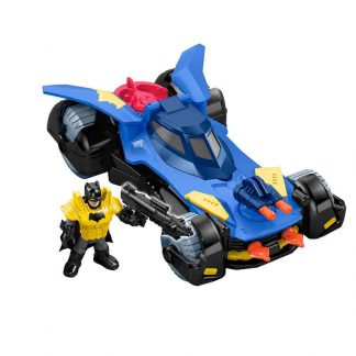 Imaginext DC Super Friends Batmobile