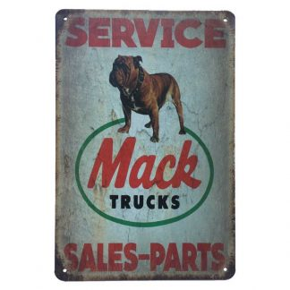 Mack Trucks Sign