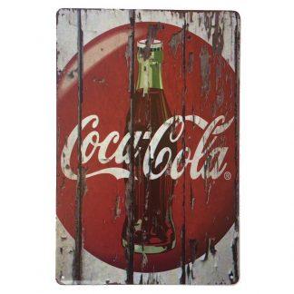Coke Weathered Sign