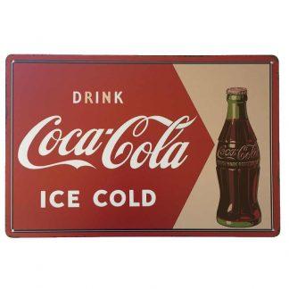 Coca-Cola Ice Cold Sign