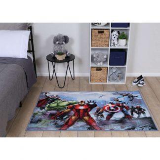 Avengers Team Rug