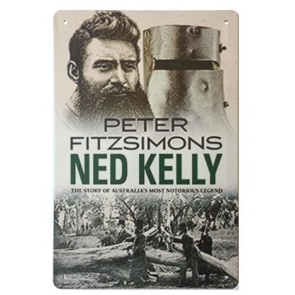 Ned Kelly Story Sign