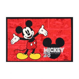 Retro Mickey Mouse Rug