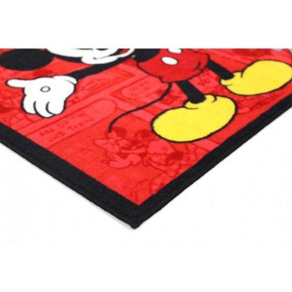 Retro Mickey Mouse Rug