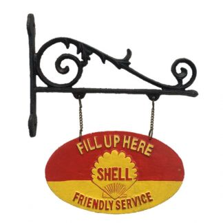 Hanging Shell Sign