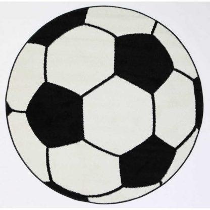 Soccer Ball Rug