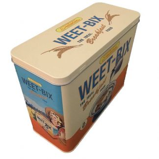 Weetbix Storage Tin