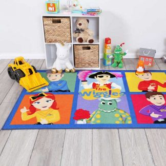 Wiggles Group Rug