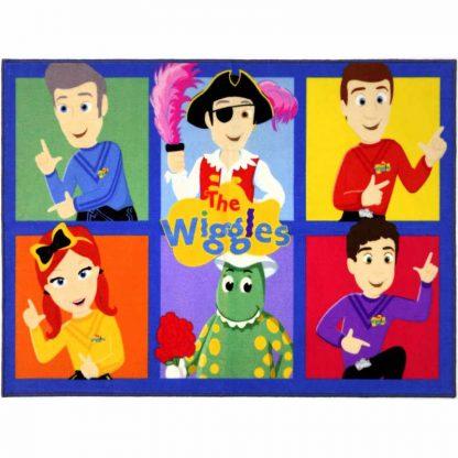 Wiggles Group Rug