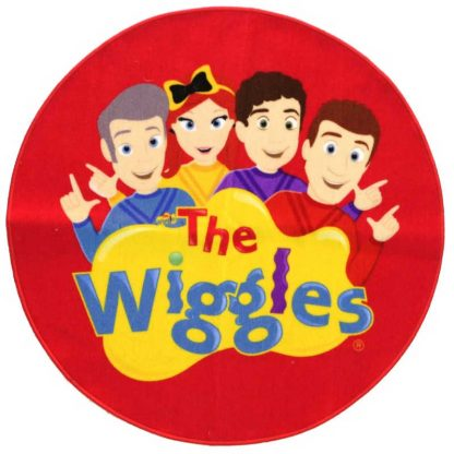 Wiggles Round Rug