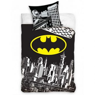 Batman Gotham City Single Quilt