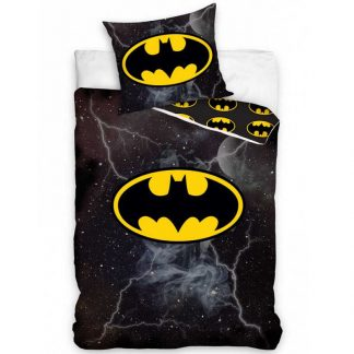 Batman Lightning Single Quilt