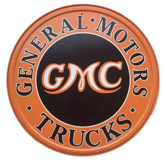 General Motors Trucks Sign