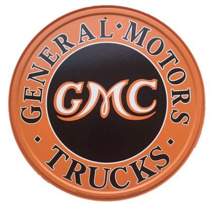 General Motors Trucks Sign