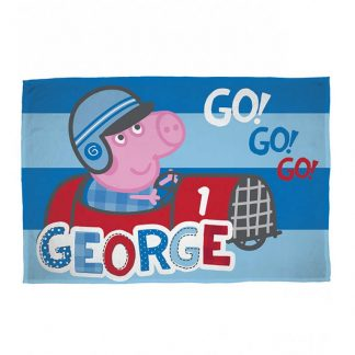 George Speed Fleece Blanket