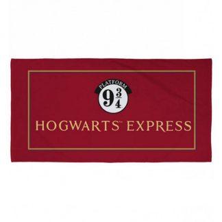 Harry Potter Express Beach Towel