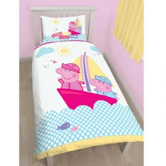 Peppa Pig Nautical Quilt