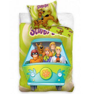 Scooby Doo Van Single Quilt