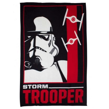 Star Wars Stormtrooper Fleece Blanket