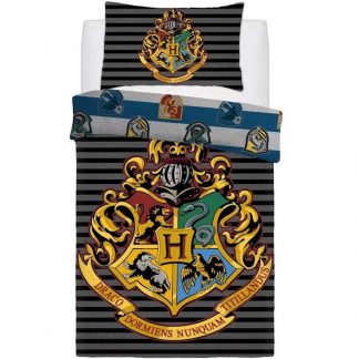 Harry Potter Crest Single Quilt Cover
