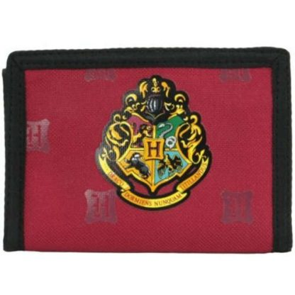 Harry Potter Crest Tri-fold Wallet