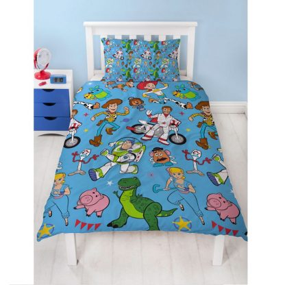 Toy Story 4 Rescue Quilt Set