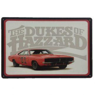 The Dukes of Hazzard Sign