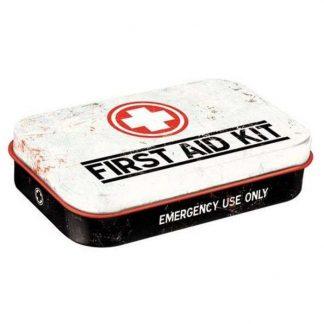 First Aid Mint Box