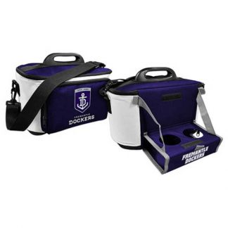 Fremantle Dockers Cooler Bag with Tray
