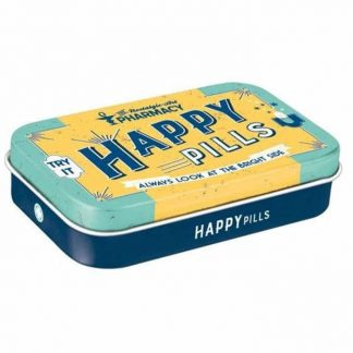 Happy Pills Mint Box