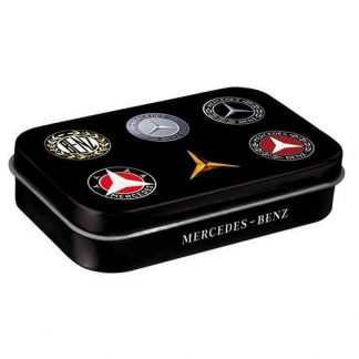 Mercedes-Benz Logo Mint Box