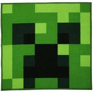Minecraft Creeper Rug
