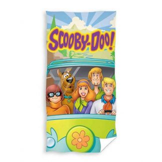 Scooby Doo Team Beach Towel