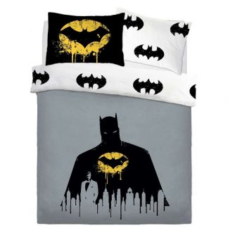 Batman Dark Knight Double Quilt
