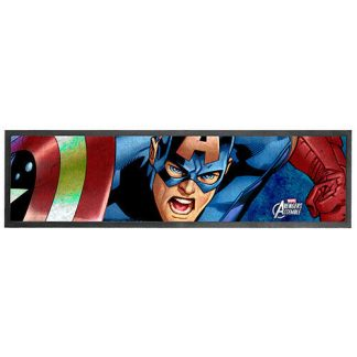 Captain America Table Runner
