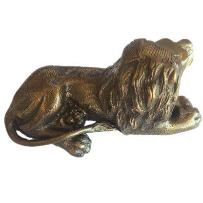 Cast Iron Lion Model