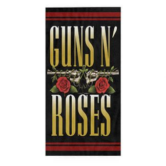Guns N Roses Beach Towel