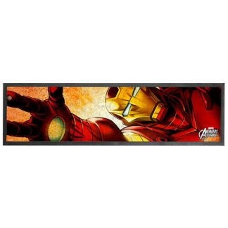 Iron Man Table Runner