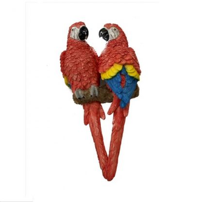 Wall Parrot Macaw