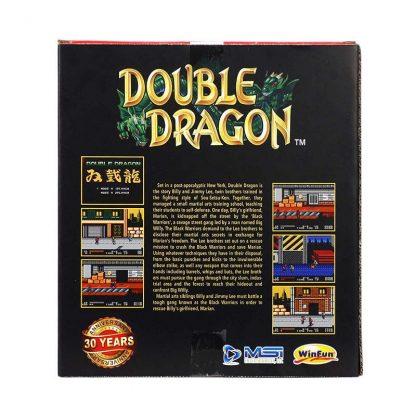 Double Dragon Plug and Play TV Arcade Video Game