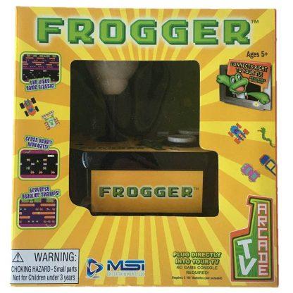 Frogger TV Joystick Console