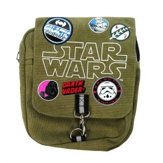 Star Wars Patches Cross Body Bag