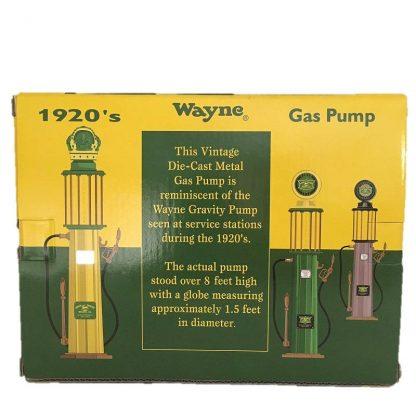 John Deere Wayne 1920's Gas Pump